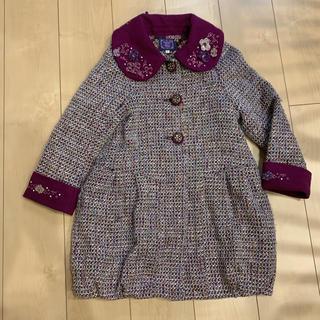 ANNA SUI mini - アナスイミニ コート 130