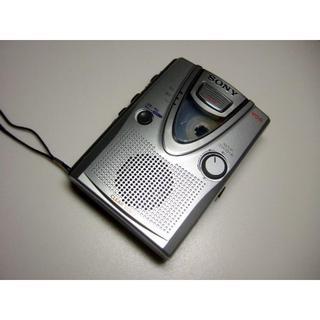 SONY カセットレコーダー