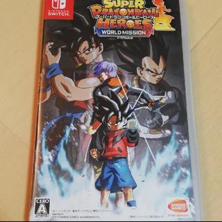 Nintendo Switch - スーパードラゴンボールヒーローズ ワールドミッション