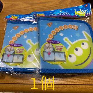 ディズニー(Disney)のディズニー リトルグリーンメン CDケース DVDケース 2セット (CDブック)