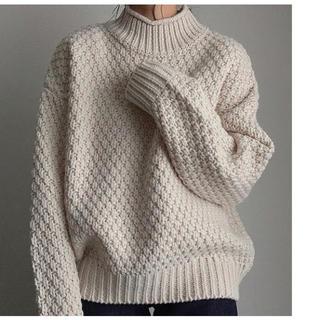 GU - GU ☆ カノコハイネックセーター
