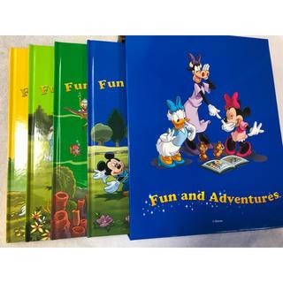 Disney - DWE アドベンチャーセット絵本 リニューアル版