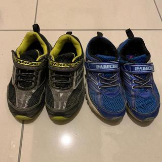 Achilles - 瞬足 男の子 2足セット