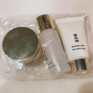 セッキセイ(雪肌精)の雪肌精 洗顔セット(化粧水/ローション)