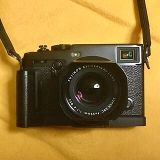 富士フイルム - 極美品 富士フイルム X-Pro3 ブラック XF 35mm F1.4 R 付