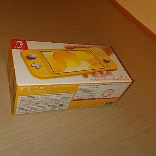 Nintendo Switch - ニンテンドースイッチライト 新品未使用