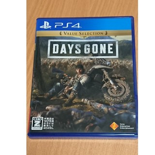 PlayStation4 - Days Gone(デイズ・ゴーン) PS4