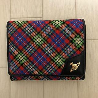 Vivienne Westwood - ヴィヴィアンウエストウッド  ★ 財布 (二つ折)