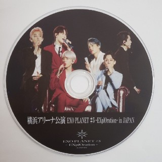 EXO  Planet #5 EXplOration  in Japan DVD