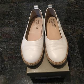 マーガレットハウエル(MARGARET HOWELL)のマーガレットハウエル パンプス 靴(ハイヒール/パンプス)
