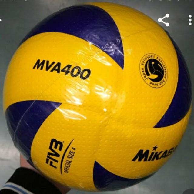 MIKASA(ミカサ)のMIKASA公式球 4号球5個・新品未使用✨🏐値下げしました!!愛情価格 スポーツ/アウトドアのスポーツ/アウトドア その他(バレーボール)の商品写真