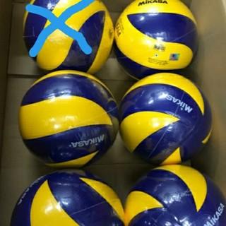ミカサ(MIKASA)のMIKASAバレーボール公式球〖4号球〗5個・新品未使用✨🏐(バレーボール)