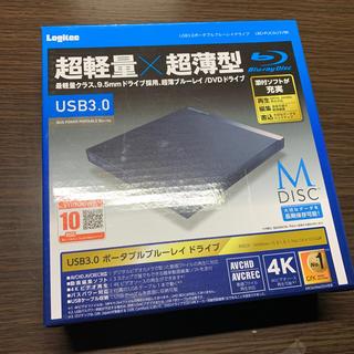 ブルーレイドライブ Blu-ray Logitec ロジテック BDドライブ