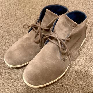 DIESEL - DIESEL ディーゼル メンズ 靴 スウェード スエード ブーツ スニーカー