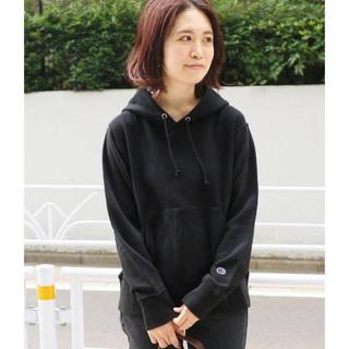 IENA - チャンピオン イエナ  別注 REVERSE WEAVE フーディー