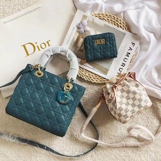 DIOR ディオール 大人気 ハンドバッグ ショルダーバッグ 財布 美品 セット