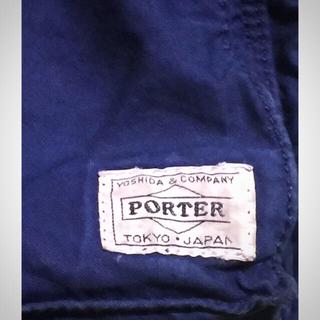 PORTER - 【PORTER】限定❗️デニムバッグ‼️