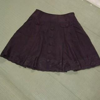 リズリサ(LIZ LISA)のLIZ LISA☆スエード風☆スカート(ひざ丈スカート)