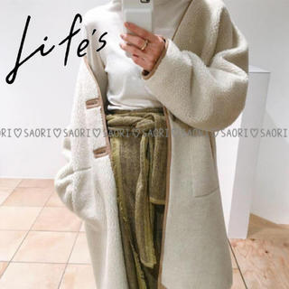 TODAYFUL - TODAYFUL【美品】Cocoon Boa Coat★ungrid