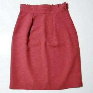 ミッシュマッシュ(MISCH MASCH)のMISCH MASCH スカート【ピンク】(ひざ丈スカート)