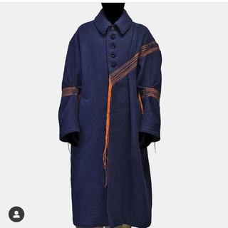 kolor - amachi dusk coat