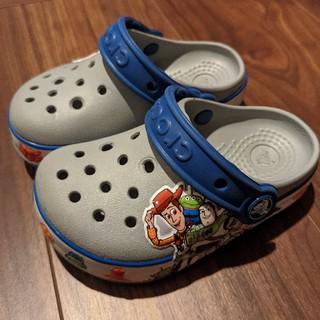 crocs - キッズ✡光るクロックス