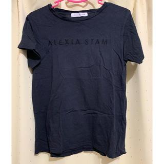 ALEXIA STAM - ALEXIA STAM Tシャツ