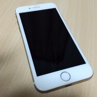 iPhone - au iPhone7 ゴールド 128GB 中古