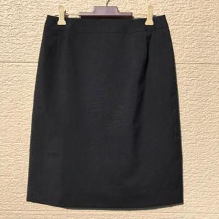 UNITED ARROWS - ユナイテッドアローズ スカート 黒 ブラック 40