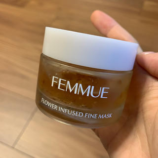 Cosme Kitchen - FEMMUE flower infused fine mask ファミュ マスク