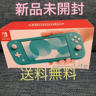 任天堂 - ⭐︎新品未開封⭐︎Nintendo Switch  Lite ターコイズ