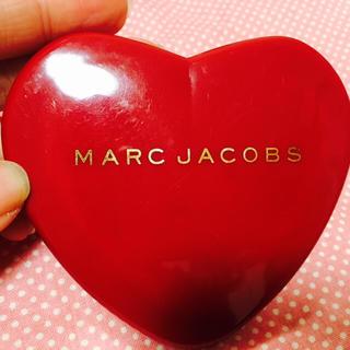 マークジェイコブス(MARC JACOBS)の手鏡 ハート型(卓上ミラー)