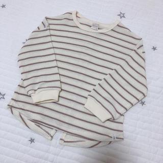 フタフタ(futafuta)のテータテート☆試着のみ(Tシャツ/カットソー)