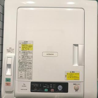 日立 - 美品 2019年度製 日立衣類乾燥機 DE-N50WV