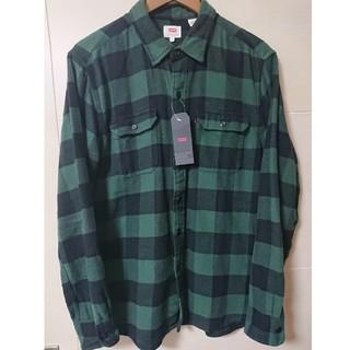 Levi's - リーバイス ネルチェックシャツ サイズXL
