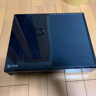 エックスボックス(Xbox)のXbox One  500GB(家庭用ゲーム機本体)