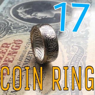 ドイツコインリング 銀貨 指輪 外国コイン (リング(指輪))