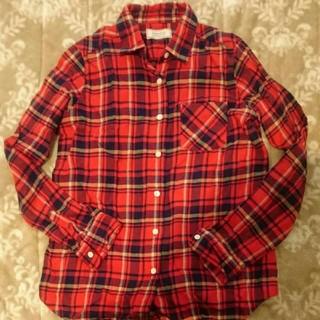 フリークスストア(FREAK'S STORE)の【freaks store】チェックシャツ ネルシャツ(シャツ/ブラウス(長袖/七分))