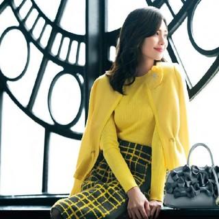 M'S GRACY - エムズグレイシーカタログ掲載スカート新品