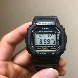 ジーショック(G-SHOCK)のCASIO G-SHOCK DW5600E(腕時計(デジタル))