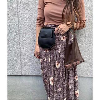 エディットフォールル(EDIT.FOR LULU)の新品 H&M フラワーロングスカート(ロングスカート)