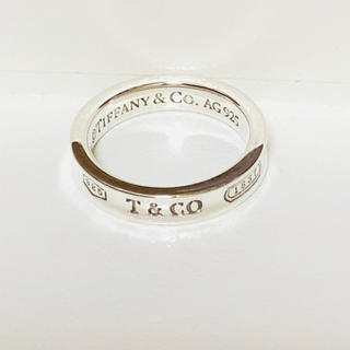 Tiffany & Co. - ティファニー  1837ナローリング 7号