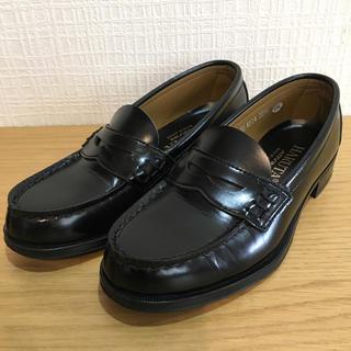 HARUTA - HARUTA ローファー 黒 22.5