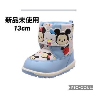 Disney - ディズニーブーツ 水色