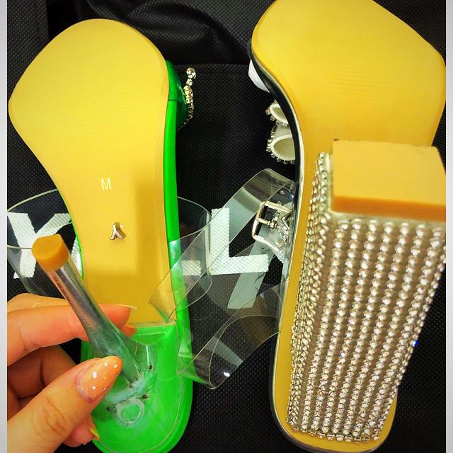 Yellow boots(イエローブーツ)のyello   レディースの靴/シューズ(サンダル)の商品写真