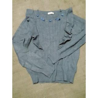 axes femme - POETIQUE セーター