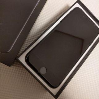 iPhone - iPhone7 jetblack simフリー 256GB