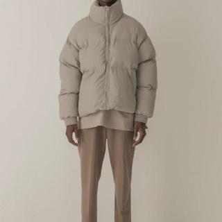 ACNE - coldlaundry grey puff jacket M