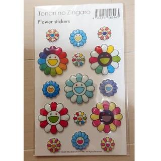村上隆 Flower Stickers(お花ステッカー)