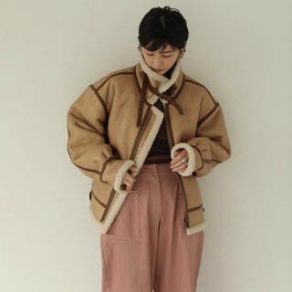 トゥデイフル(TODAYFUL)の冬物セール 新品 トゥデイフル  フライトジャケット(ダウンコート)